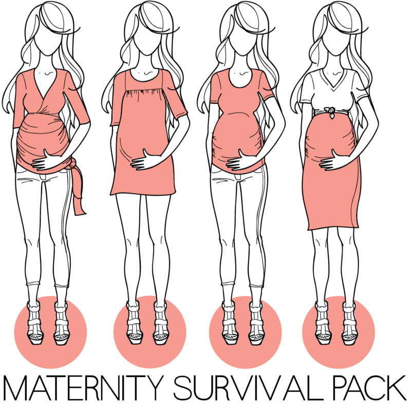Maternity survival pack1